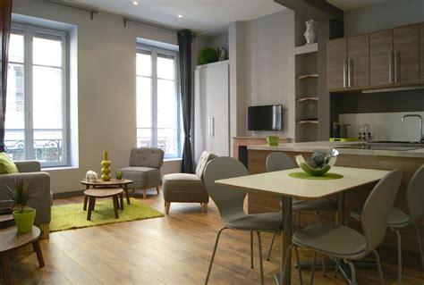 Louer Appartement Meublé Lyon by Location Appartement Meuble Lyon 6