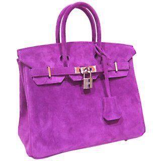 Birken Black Purple purple suede herme s birkin bag purple