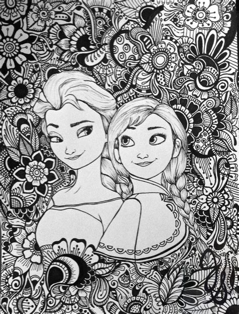 coloring pages for adults disney 48 best images about colorear on pinterest cats