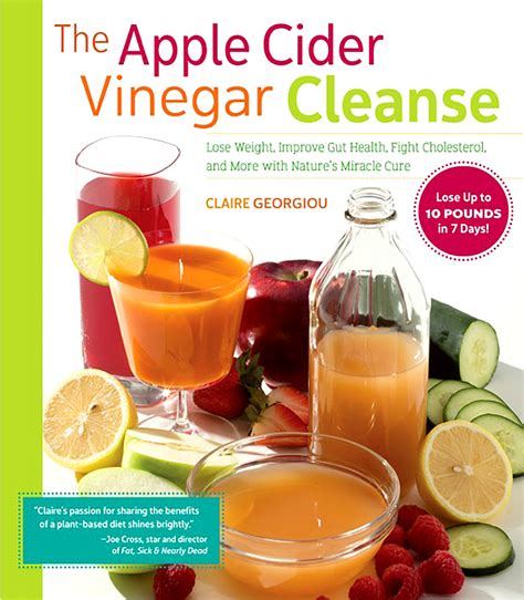 Apple Cider Vinegar Detox by The Apple Cider Vinegar Cleanse Georgiou Macmillan