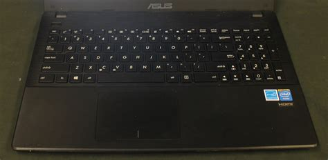 Asus Laptop X551m Review asus x551m 15 6 quot laptop notebook 2 16ghz 4gb ram 500gb hdd windows 8 1 pc laptops netbooks