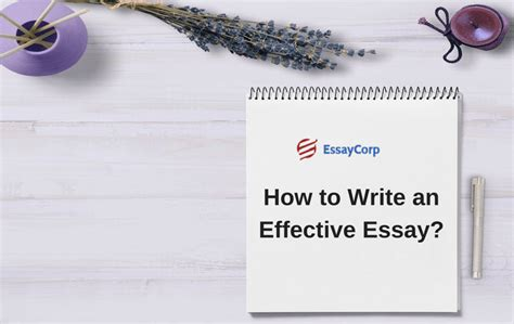 How To Do Mba Effectively by Tips For Writing An Effective Essay For Mba Selection Process