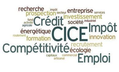 Credit Formation Entreprise Cice Cr 233 Dit D Imp 244 T Pour La Comp 233 Titivit 233 Et L Emploi Formations