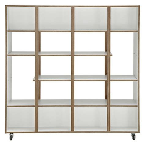 newbury shelving unit room divider from lewis