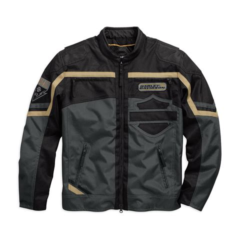 men s riding jackets harley davidson mens plank textile riding jacket