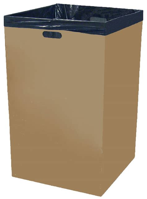 Polybag 18x18 10 Lembar 18 x 18 x 30 kraft corrugated trash containers