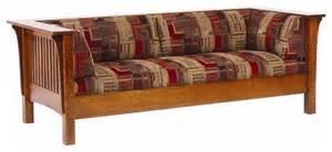 mission furniture craftsman sofas nashville by