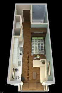 Tiny Apartment by The Tiny 300sq Ft Apartments That Could Be Coming Soon To