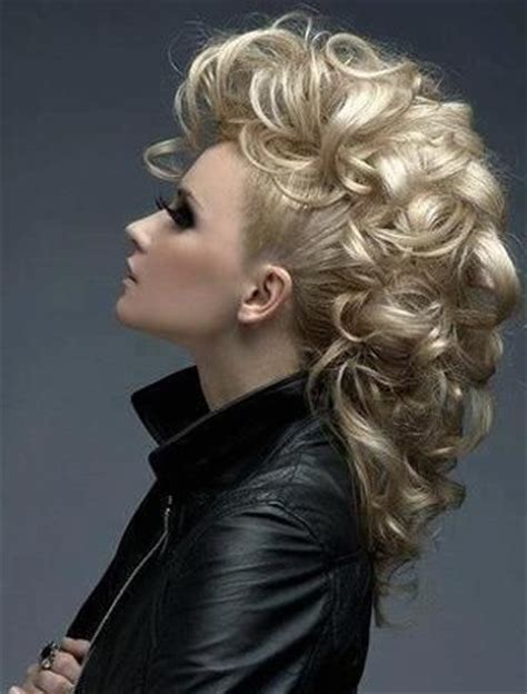 mohawk hair long in the front love this mohawk updo great hair pinterest updo