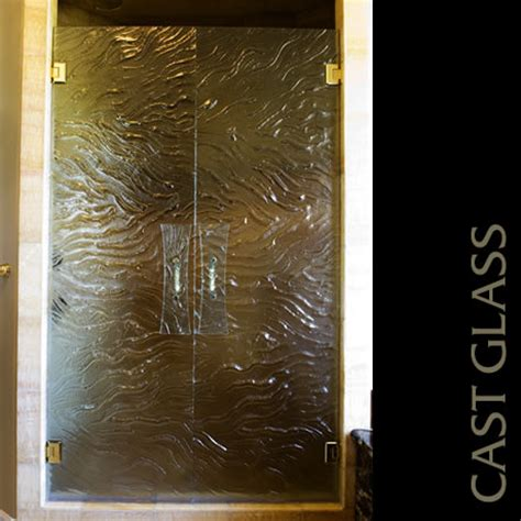 Cast Glass Shower Doors Cardinal Shower Enclosures Complete Correct On Time Every Time