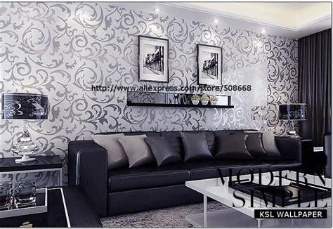 glitter wallpaper room designs silver grey glitter wallpaper
