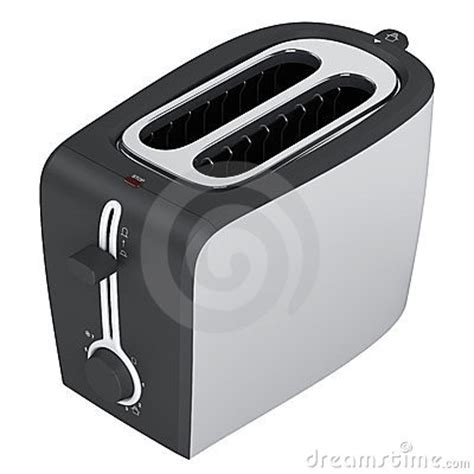 Black And White Toaster Black And White Toaster Royalty Free Stock Photos Image