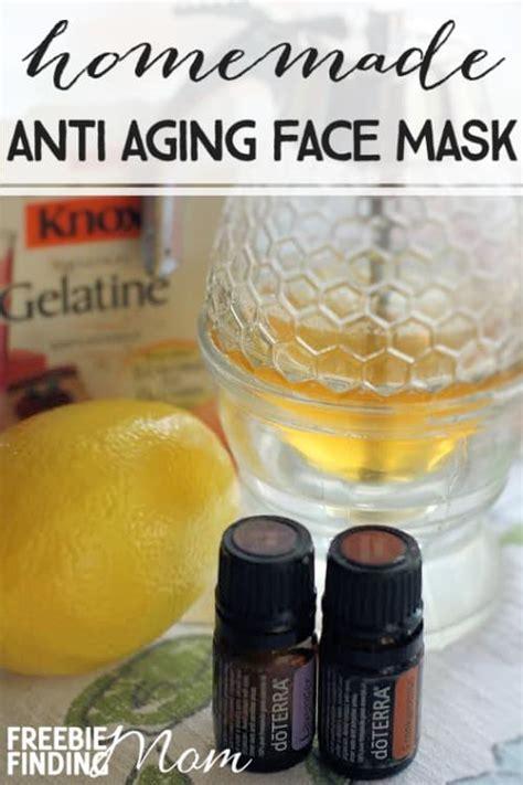 diy anti wrinkle mask anti aging mask