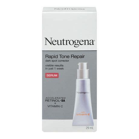 rapid tone repair dark spot corrector neutrogena neutrogena 174 rapid tone repair dark spot corrector serum