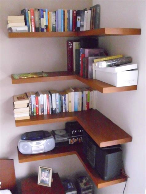 l shaped corner shelves corner floating shelf restoration hardware bracket