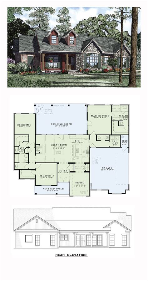 craftsman ranch floor plans best 25 craftsman ranch ideas on pinterest ranch floor