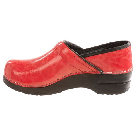 professional clogs for sanita signature shasa professional clogs for