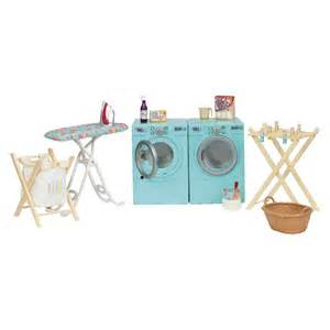 our generation home accessory laundry set american