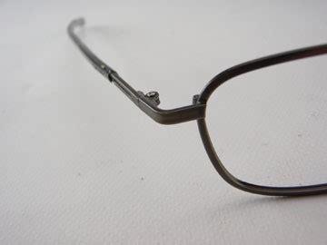 metal spectacle eyeglasses sunglasses frame repair or