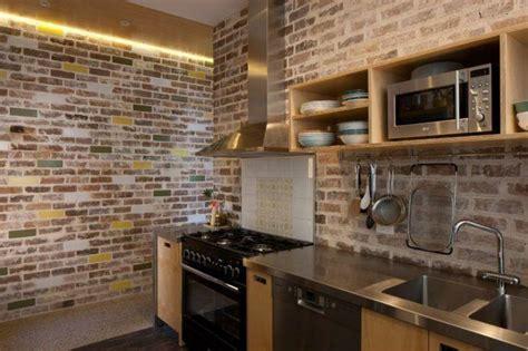 kitchen wandfliese designs 70 ambientes tijolo aparente unindo charme e rusticidade