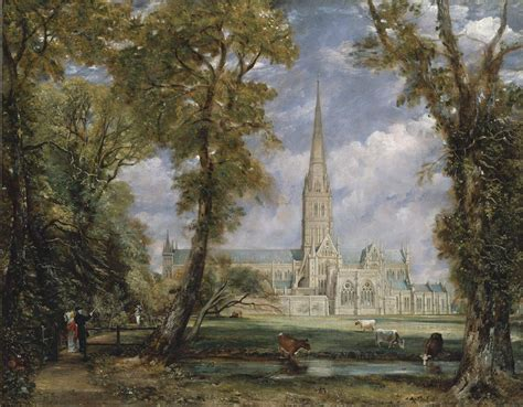 by john constable salisbury cathedral romantic living nassr graduate student caucus