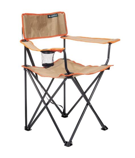 folding armchairs quechua arpenaz cing folding armchair by decathlon buy