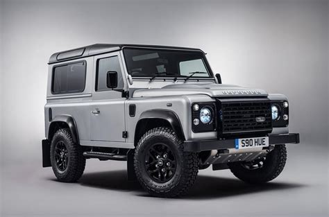 land rover defender production to continue in 2016 gtspirit