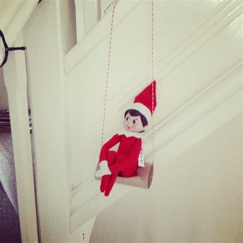 elf on the shelf swing get creative this holiday season with your elf on the
