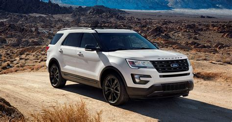 Ford Usa Explorer 2020 by Ford 2019 2020 Ford Explorer Sport Front Photos 2019