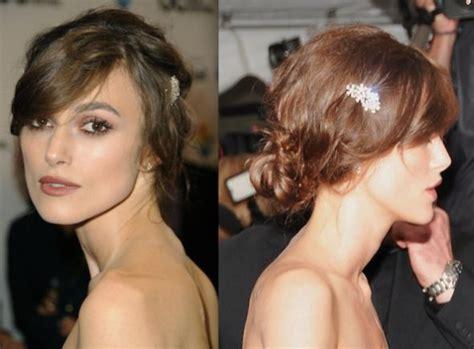 Wedding Hair For Keyhole Back Dress by Diy Hairstyles For A Keyhole Back Dress Weddingbee