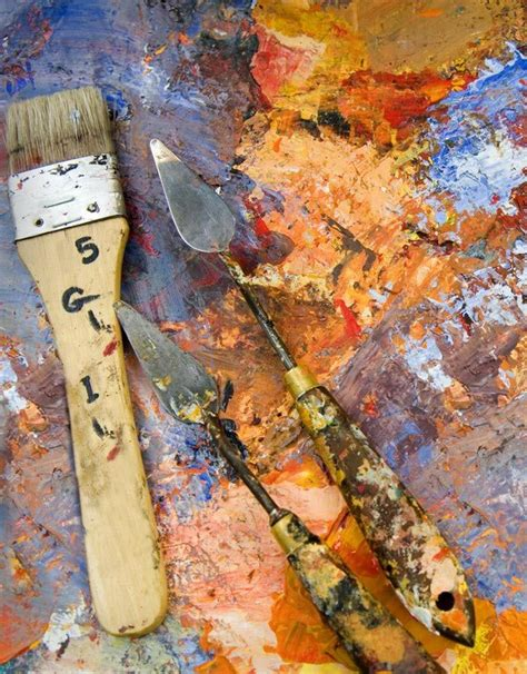 5 Painting Knife by 145 Best Images About Palette Knife Tutorials On