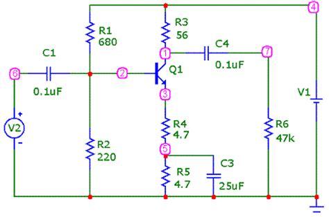 grafici transistor bjt guida alla simulazione dei componenti elettronici 2 bjt electroyou