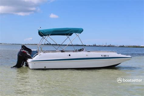 boat rental with driver chicago rent a hurricane boats fd 201 in key west fl on boatbound