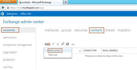 email exchange setup email forwarding in exchange 2013 mailbox