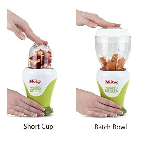 Blender Kecil Untuk Bayi nuby mighty blender kit untuk makanan bayi komplit isinya