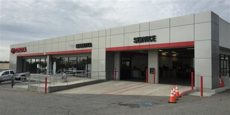 Toyota Service Toyota Service Center Sinclair Construction