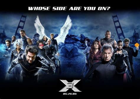 film streaming x men 3 conflitto finale stasera in diretta tv x men conflitto finale e downton
