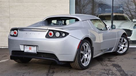 Ebay Tesla Would You Pay 1m For This Tesla Roadster Prototype