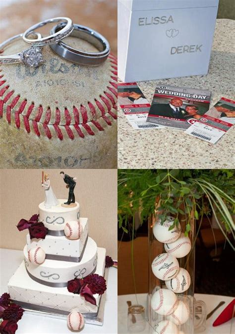 17 best images about baseball themed wedding ideas on dogs wedding and baseball