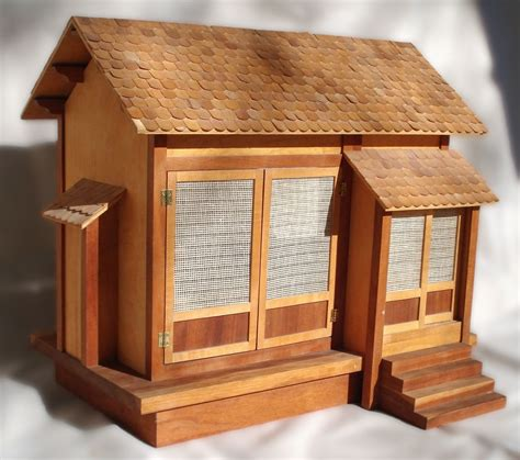custom house doll handmade japanese doll house by russell mcrae woodworking custommade com