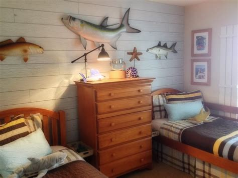 fishing bedroom 45 ways to add character and personality to a boy s