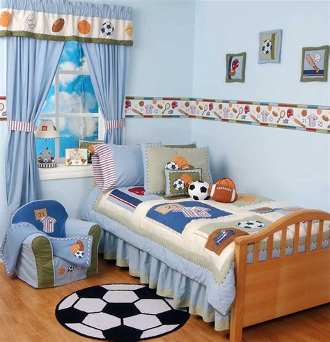 Toddler Boy Bedroom Decor by 27 Cool Bedroom Theme Ideas Digsdigs