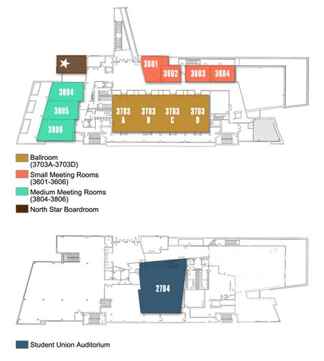event floor plan unf student union event floor plans