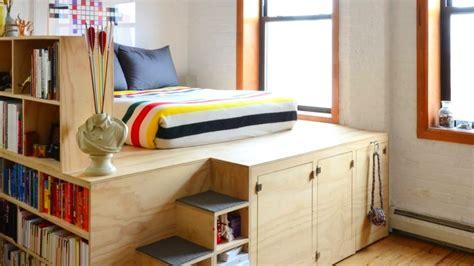 Eigenes Bett Bauen by 16 Tiny Apartments In New York City Part 2