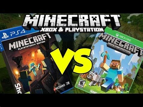 how to buy full version of minecraft ps4 minecraft xbox one vs minecraft playstation 4 which is