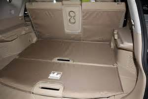 Nissan Rogue Cargo Liners Canvasback Cargo Liner For The Nissan Rogue From Wooska