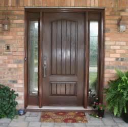 Fiberglass Front Doors Fiberglass Exterior Entry Doors Home Design
