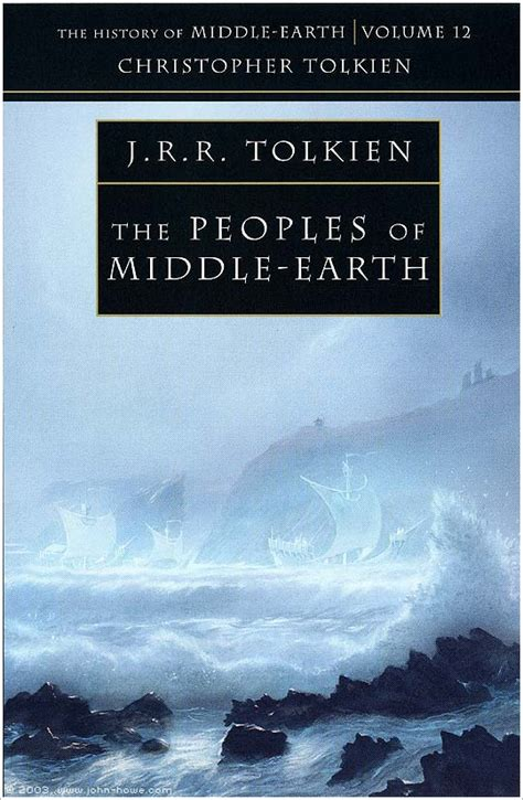 The Peoples Of Middle Earth the peoples of middle earth