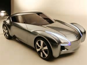 oddcars concept car nissan esflow sports car 2013