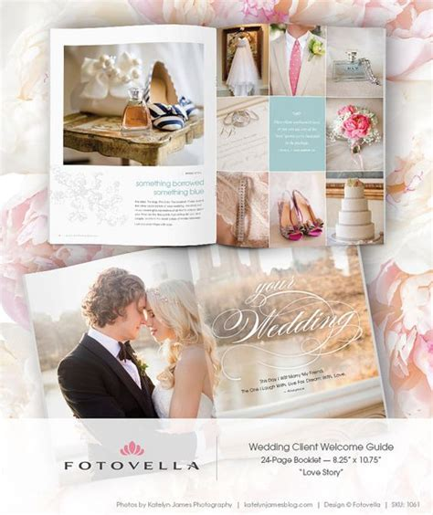 wedding photography brochure template wedding wedding photography marketing and photos on